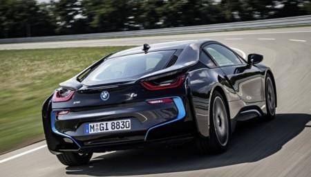 BMW i8 negro 049