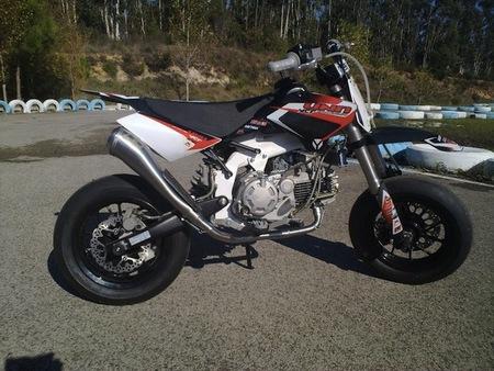 Curso minimotard UNO Racing SM 150 Pro