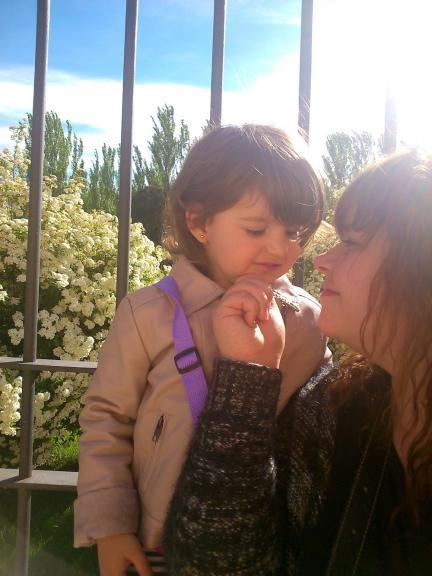 Mamás blogueras: nos visita Maca, del blog Mamá por bulerías