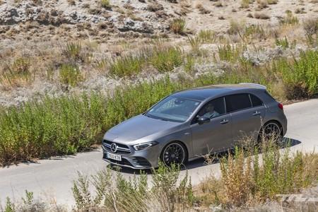 Mercedes Amg A 35 2019 Prueba 021