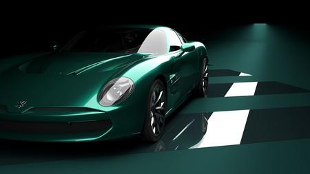 Zagato IsoRivolta GTZ mezcla el tradicional diseño europeo con el poder V8 norteamericano