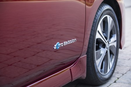 Nissan Leaf Precio Y Versiones En Mexico 7