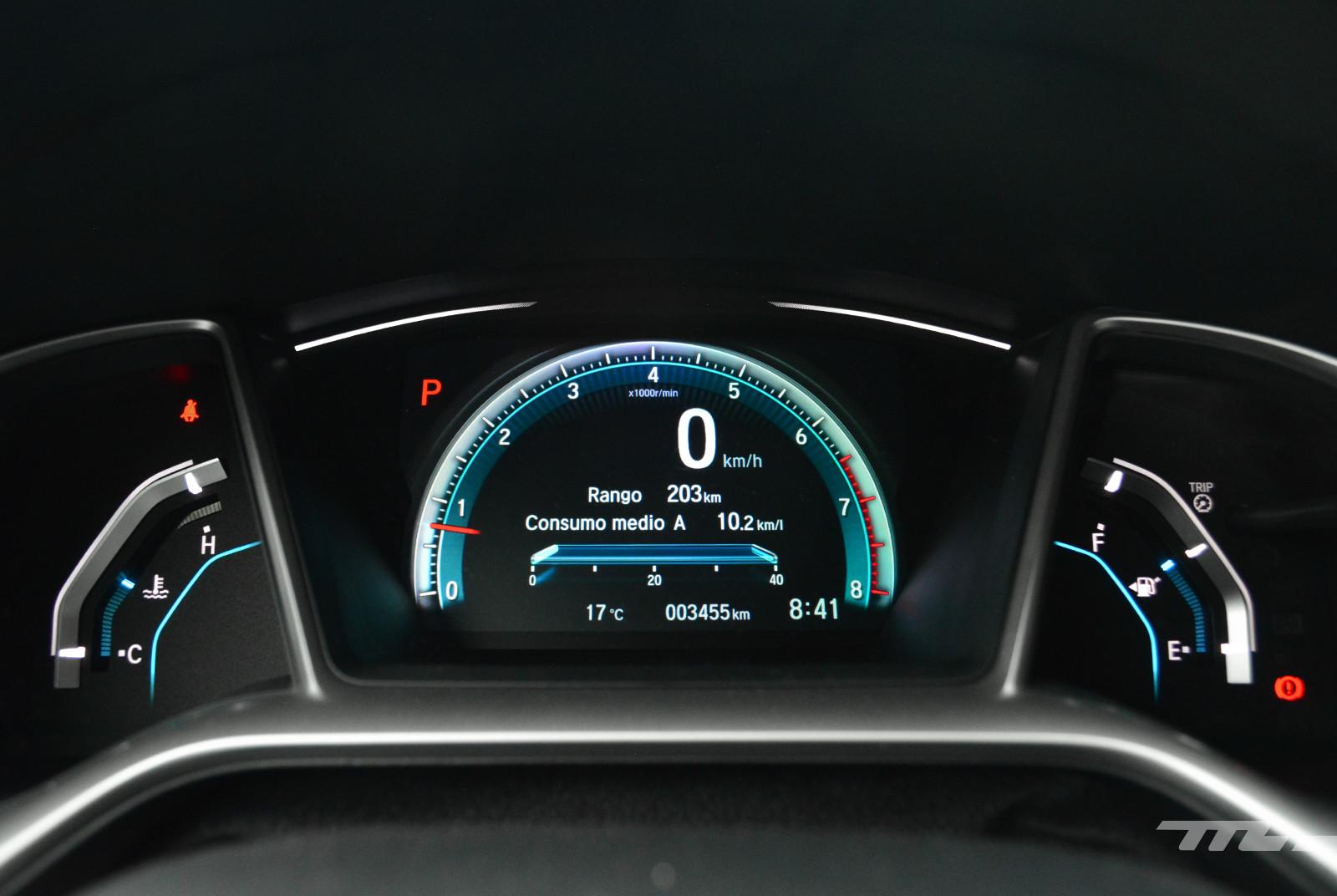 Foto de Honda Civic Coupé (Prueba) (9/15)