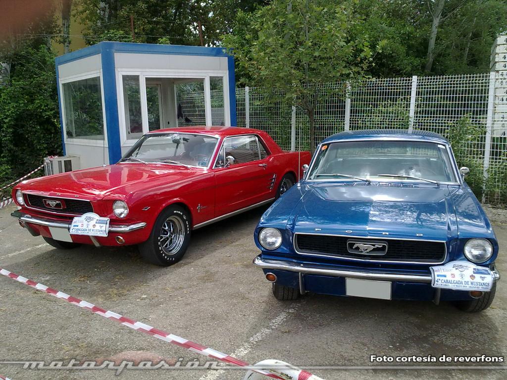 Foto de 4ª Cabalgada de Mustangs 2010 (17/22)