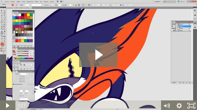 Ilustracion Digital Avanzada En Adobe Illustrator Curso Crehana
