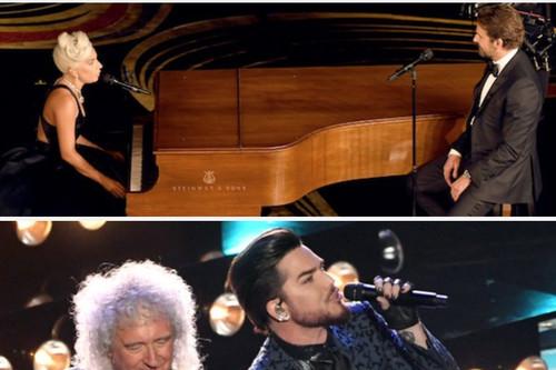 Lo mejor y lo peor de los Óscar 2019: Bradley Cooper y Lady Gaga enamoran, Stanley Donen y Dick Miller fuera del In Memoriam