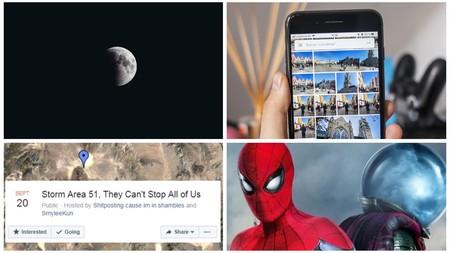 Todo acerca del eclipse lunar y las seis noticias de tecnología más importantes de hoy