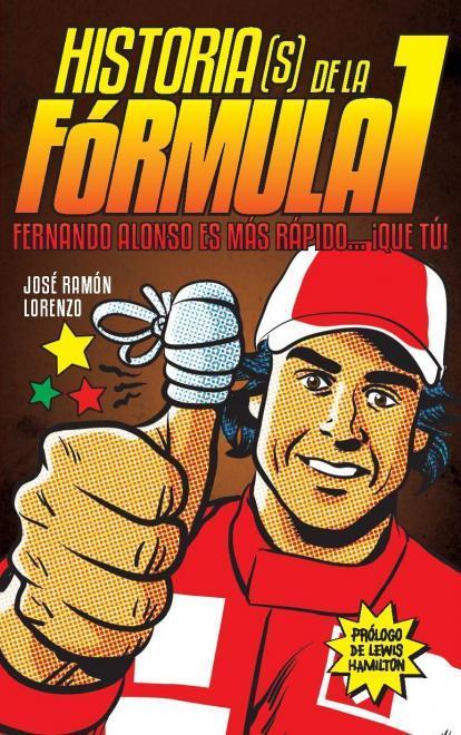 """Historia(s) de la Fórmula 1"" de José Ramón Lorenzo"