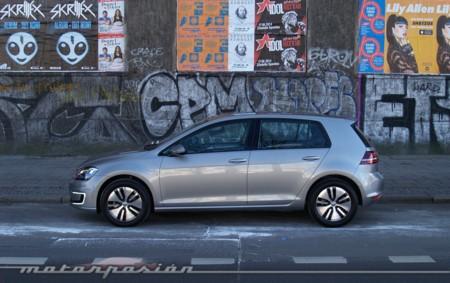 Coches eléctricos: Noruega / España - Volkswagen e-Golf