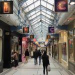 Las espectaculares galerías comerciales de Leeds