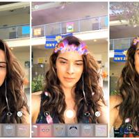 Instagram es el Snapchat de Zuckerberg, ahora añade filtros para el rostro