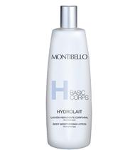 Crema hidratante corporal de Montibello con aromaterapia