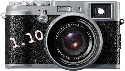 Llega la nueva actualización de firmware de la Fuji X100