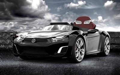 Broon F8 series, un carro eléctrico con Android pensado para los niños