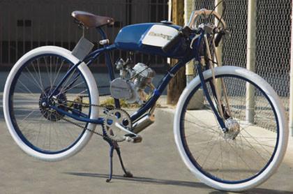 Derringer Cycles, ciclomotores con estilo clásico