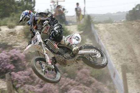Campeonato de España MX Élite 2009, quinta prueba en Murcia