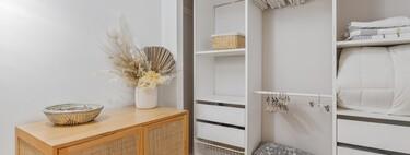 Más orden en casa gracias a las bolsas de vacío: el truco para guardar de forma eficiente nuestra ropa y ganar espacio en el armario