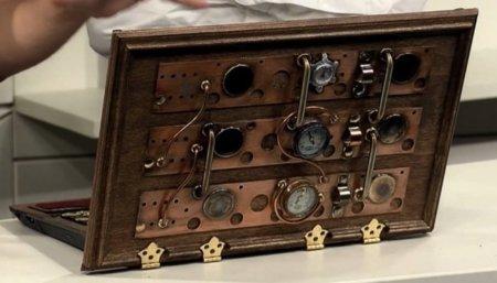 Sony quiere un portátil steampunk, y ya lo tiene