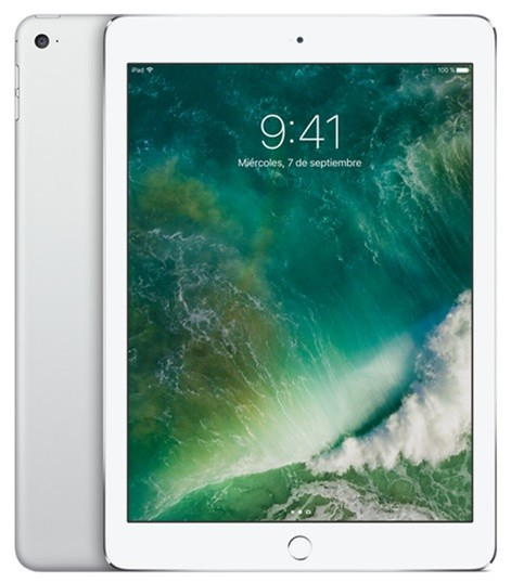 iPad Air 2 con pantalla Retina Wi-Fi 128 GB (Plata)