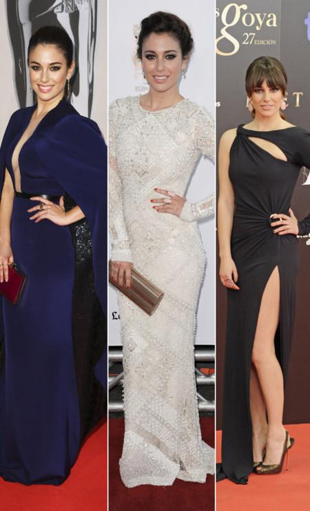 Blanca Suarez mejor vestida 2013