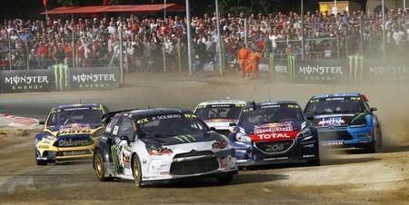 El Rallycross se electrifica para 2018