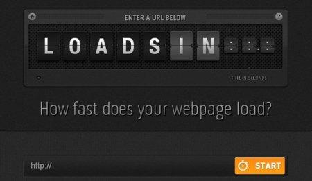 Loads.In: ¿Cuánto tarda en cargar una página web?