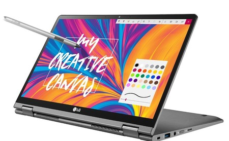 LG Gram (2019) se actualiza por partida doble: uno con más pantalla y menos marcos y otro en nuevo formato convertible 2-en-1
