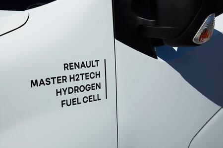 Renault ya tiene lista su primera furgoneta de hidrógeno: la Master Van H2-TECH