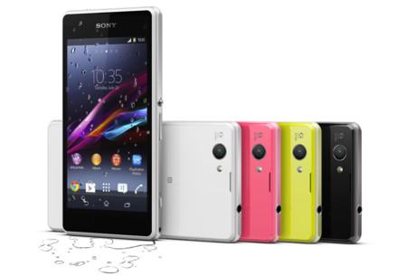 Sony Xperia Z1 Compact a fondo: diseño y pantalla