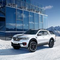 Renault Alaskan ICE Edition: una edición limitada de la pick-up francesa, disponible a partir de septiembre