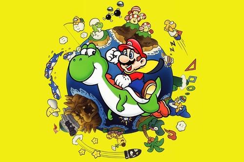 Super Mario World, o cómo Mario acabó a lomos de un dinosaurio en el Cerebro de la Bestia