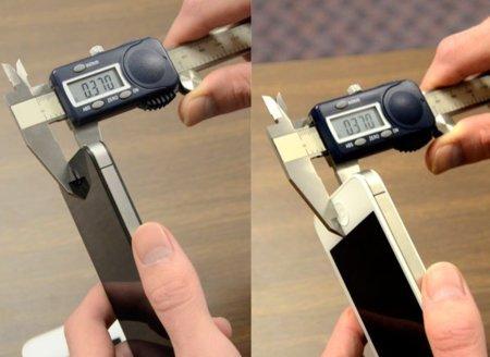 Todos los iPhone 4 son igual de anchos, cambios en la cámara y sensor de proximidad del modelo blanco