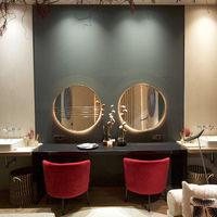 Con superficies, chimeneas y hasta maceteros, Cosentino está presente en 8 espacios de Casa Decor