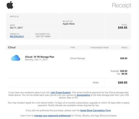 iTunes Phishing