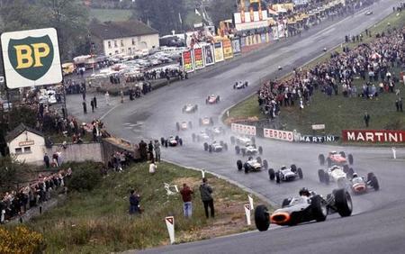 Spa-Francorchamps tampoco quiere alternancia con el Gran Premio de Francia