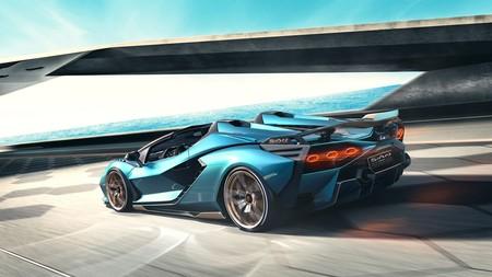 Lamborghini Sian Roadster 2021 3