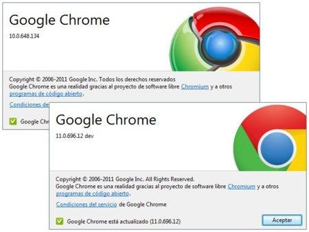 Chrome también cambia su logotipo