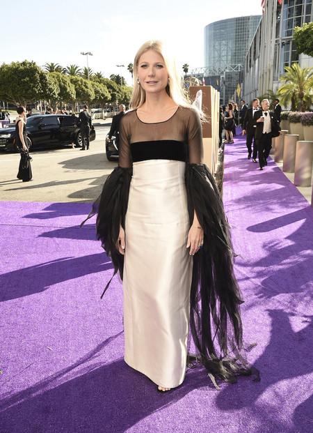 Gwyneth Paltrow Valentino Vintage Emmy 2019 01