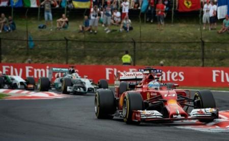 Gp Hungria F1 2014