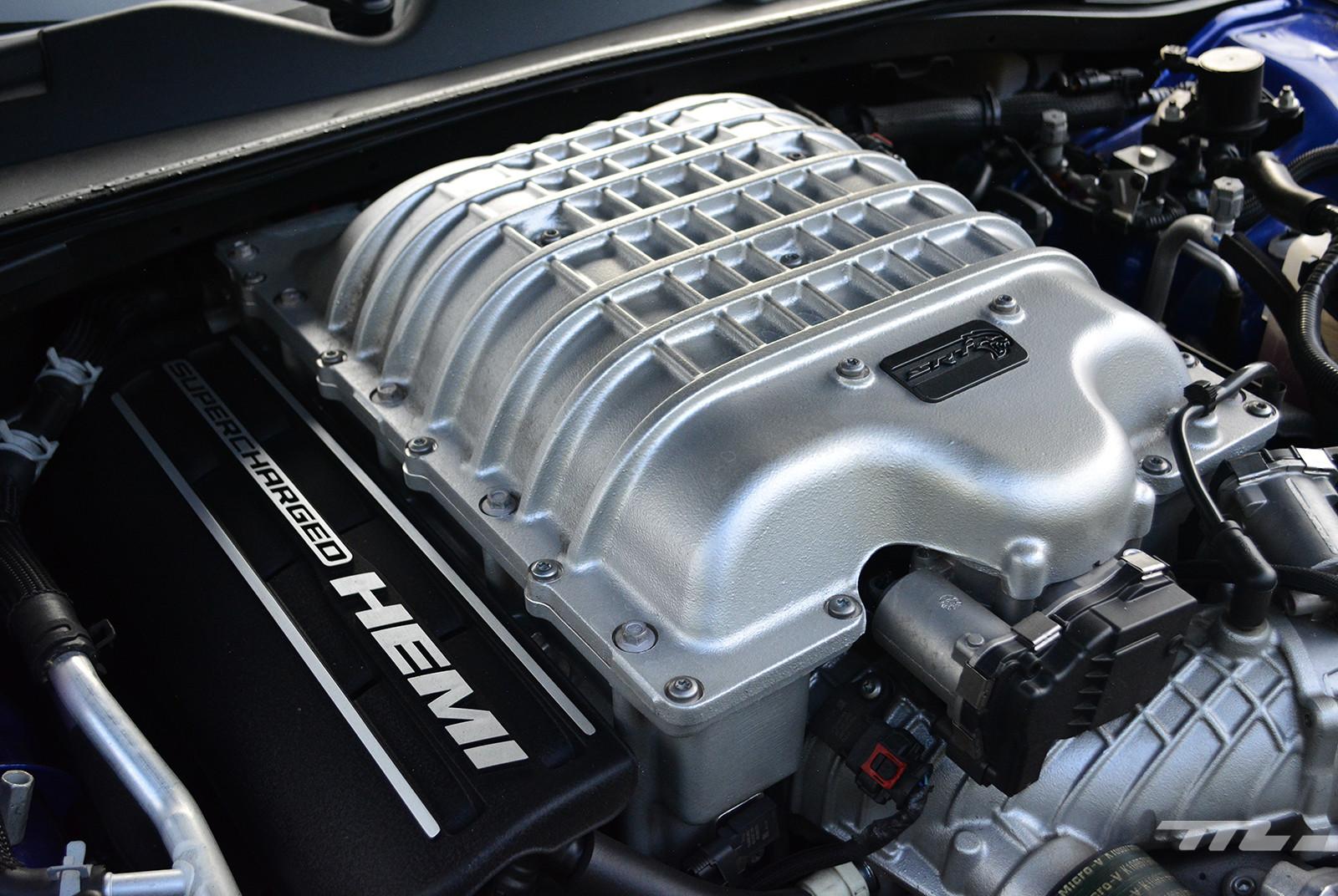 Foto de Dodge Challenger SRT Hellcat Widebody Redeye (prueba) (21/22)