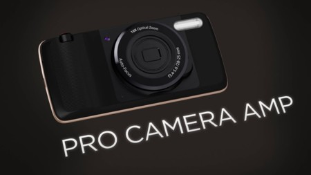 Así funcionaría el módulo fotográfico del Moto Z, también habrá uno resistente al agua
