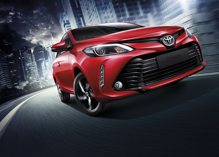 Toyota Vios 3