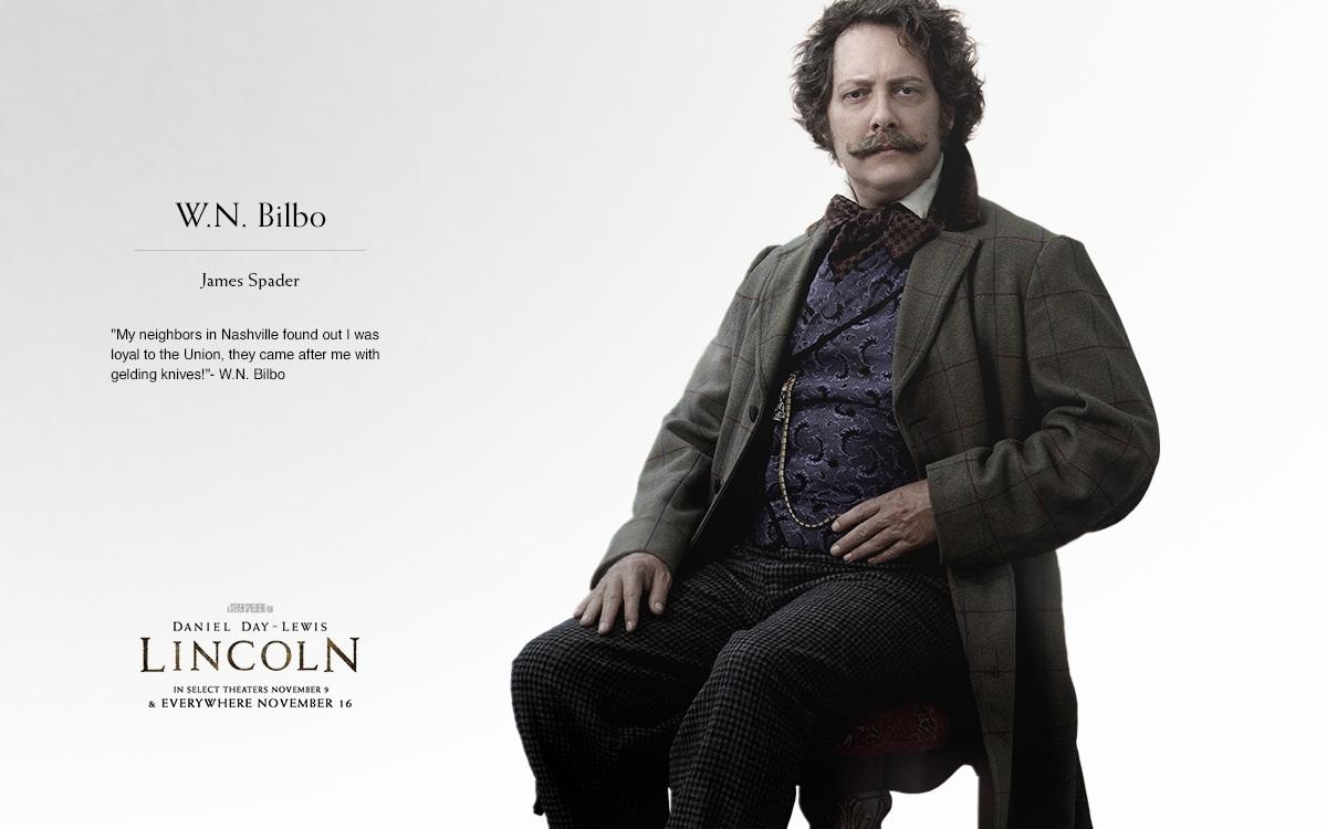 Foto de 'Lincoln', carteles de la película de Steven Spielberg (6/7)