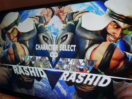 Presentan al segundo nuevo personaje de Street Fighter V, su nombre es Rashid