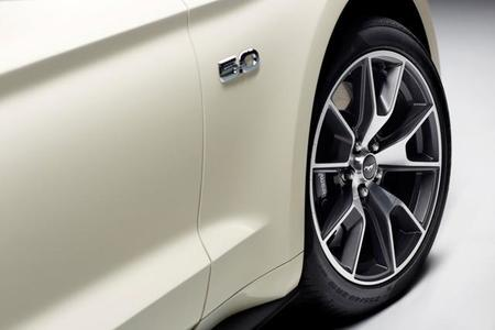 Ford Mustang 50 Aniversario