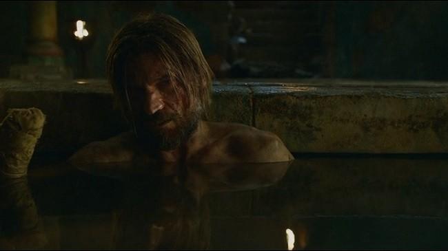Jaime Lannister en 'Besado por el fuego'