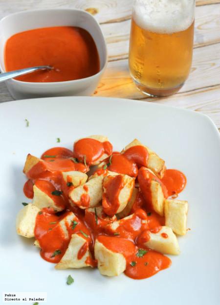 Patatas bravas, la receta auténtica