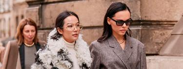 Los trajes de chaqueta de mujer son la obsesión de la temporada: el street-style nos lo deja claro