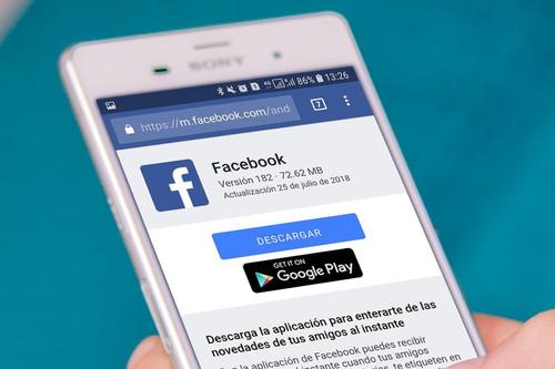 Cómo actualizar Facebook para Android