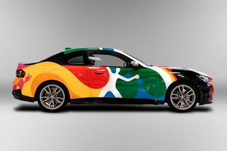 Bmw Serie 2 Coupe 2022 Art Car 2